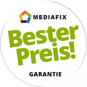 MEDIAFIX gibt Bester-Preis-Garantie