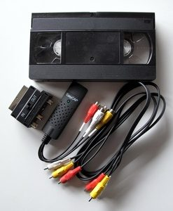 Video 8 mit Video Grabber digitalisieren