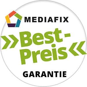 Siegel Bestpreisgarantie für Österreich