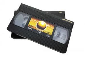 S-VHS-Kassette