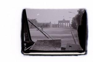 Sperrgebiet am Brandenburger Tor