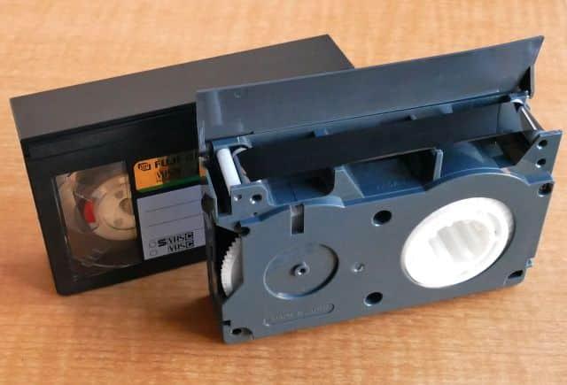VHS-C Kassette digitalisieren