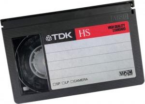 VHS-C-Kassette
