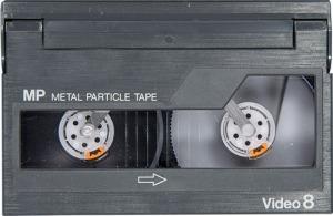 Video 8-Kassette