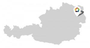 Karte der Annahmestellen in Österreich