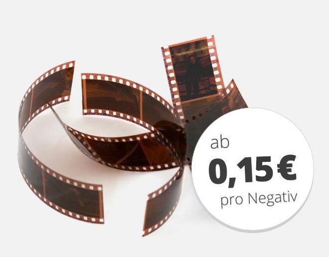 Negative digitalisieren bei MEDIAFIX ab 0,15 €